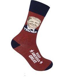 President Barack Obama USA America United States Presidents Cozy Cool Socks