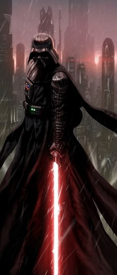 Darth Vader... Lord of the Sith More Mehr