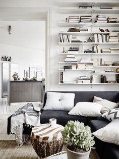 A Luminous and Stylish Family Home in Sweden - NordicDesign