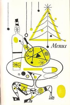 Cooking for Christmas by Charlotte Turgeon - Illustrated by The Strimbans, 1950