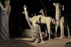A Visit to South Africa's Strange, Astonishing Owl House Owl House, Camels, Mecca, The New Yorker, South Africa, Museum, Statue, Artist, Travel