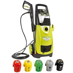 Sun Joe SPX3000 Pressure Joe 2030 PSI Electric Pressure Washer - Certified Refurbished > This Certified Refurbished product is manufacturer refurbished it shows limited or no wear Includes all original accessories plus a 90 day warranty 5 Quick-Connect spray tips (0, 15, 25, 40 and soap) tackle light, medium and heavy duty cleaning tasks Check more at http://farmgardensuperstore.com/product/sun-joe-spx3000-pressure-joe-2030-psi-electric-pressure-washer-certified-refurbished/