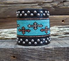 Desert Sage Bead Art: ....Silver-Black-Copper