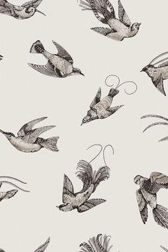 Cole & Son Frontier Wallpaper Ideas & Designs - Living Room & Bedroom (houseandgarden.co.uk)