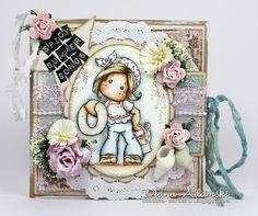 DeeDee´s Card Art: ♥ Live & Love Crafts DT - Spice Girls ♥