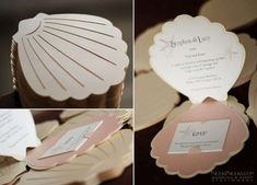 Beach-themed Wedding Invitations | Wedding and Party Invitations