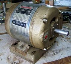 Picture of Make an Electric Motor Run Again
