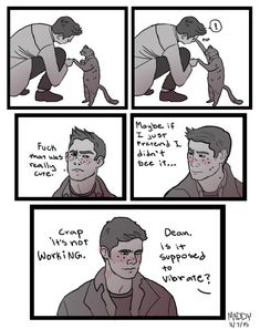 Read Destiel from the story Yaoi pictures by meme_trash_queen (Kat) with reads. Destiel Fanart, Johnlock, Supernatural Destiel, Castiel, Supernatural Cartoon, Supernatural Fanfiction, Supernatural Outfits, Supernatural Bloopers, Supernatural