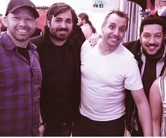 Impractical jokers love this photo ♥️