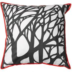 Pillow cover Forest from the Danish brand H. Skjalm P.