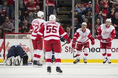 Detroit Red Wings Rally Past Jets in Win Thursday First Period, Detroit Red Wings, Rally, Nhl, Jets, Thursday, Articles, Photos, Cake Smash Pictures