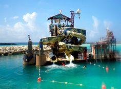 Castaway Cay. Disney Dream. September 2015.