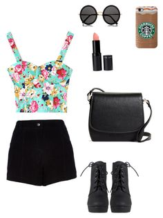 """""""The Day Out"""" by bellaaisha ❤ liked on Polyvore"""