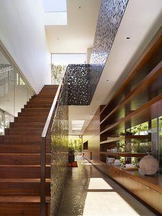 Walnut Residence draws inspiration from massive pine tree