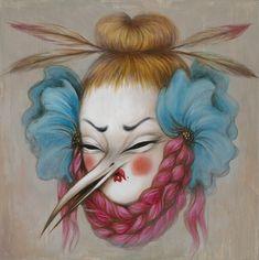 MISS VAN - Paintings