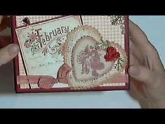 G45 February Time to Flourish Boxed Mini Album - YouTube