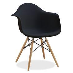 Stuhl DIMERO (Design-Klassiker) - DAW Designersessel, Design-Tablet, Designermöbel, moderne Klassiker, zeitgenössisches Design...