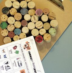 From Trash To Treasure: Five Creative Ways To Upcycle.  i wish my mom drank more wine. xD