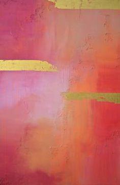 "Saatchi Art Artist Francesca Gnagnarella; Painting, ""HORIZON DAZE"" #art"