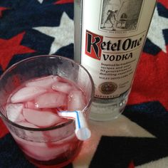 Happy 4th of July drink!