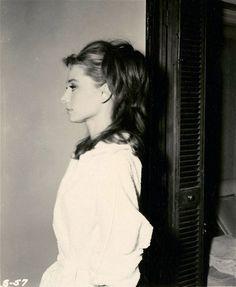 Audrey Hepburn 1957 #celebrities