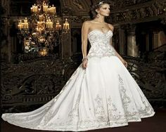 www.weddingdressonlinestore.com/couture/couture.html 1.High Quality Materials & Designs, Rush delivery  30 Day Money Back Guarantee on all orders. 2.US Based Company                                                     3.We Remove All Middlemen     Lowest Prices Guaranteed 30-70% Off. 4.Fully Customizable                                     Large selection of wedding dresses available in over 60 colors and sizes 0-40.