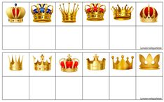 Petite Section, Winter Activities, Rois Mages, Kings Crown, Pancake Day, Crowns, Rice, Winter Fun