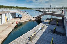 Galería de Club de Kayak Flotante / FORCE4 Architects - 12