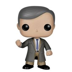 The Smoking Man - X-Files Pop Vinyl Figures: I Want to Buy