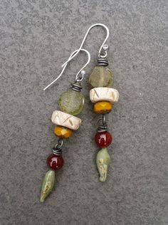 Great fall color combo. livewire jewelry: AJE CHALLENGE