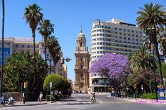 #Málaga, ¡¡Qué bonita eres!!  Fotografia de Beleef Málaga