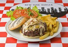 New York Burger - Madrid