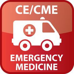 Emergency Medicine CE/CME Mobile App: Emergency Medicine CE/CME CE/CME - Free Emergency Medicine app helps emergency physicians and healthcare professionals find CME dealing with acute illnesses or injuries. Find a conference, journal, or online course, for acute care. --- Visit www.CEAppCenter.com