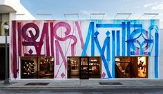 street art store front in Miami
