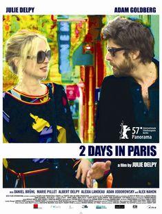 2 DAYS IN PARIS / パリ、恋人たちの2日間