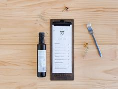 The Grand Warrendyte 620x465 20 Impressive Restaurant Menu Designs