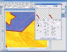 Scrap Girls University - Digital Scrapbooking Tutorial - Using Paint Shop Pro to Add Borders to Mask Cutouts