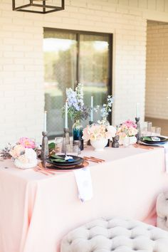Colorful Spring Wedding Styled Shoot by Jen Jinkens Photography – Contemporary Weddings Magazine