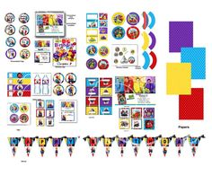 The Wiggles Party Kit