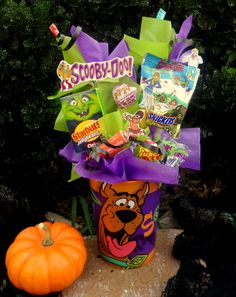 halloween scooby doo kids party favors made by lynns candy creations - Scooby Doo Halloween Decorations
