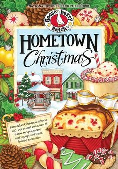 Hometown Christmas Cookbook (Seasonal Cookbook Collection) by Gooseberry Patch,