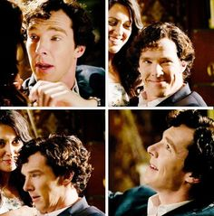 Sherlock Janine ...he's actually looking like our Benny in these pictures, when he's happy