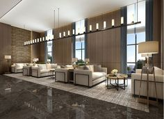Image result for hospitality lobby design