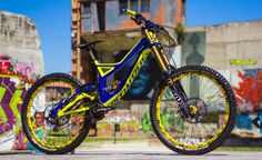 Specialized Demo 8 ¡¡¡¡¡¡Brutalllllll!!!!!!