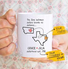 Pinky Promise Besties Forever Best Friend Gift Ideas Birthday Ceramic Gift Mug