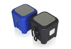 """""""NUU Riptide Bluetooth Speakers are Portable, Waterproof and… Wearable"""" - See more at: http://audioxpress.com/article/NUU-Riptide-Bluetooth-Speakers-are-Portable-Waterproof-and-Wearable.html"""