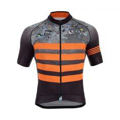 "Trade ""Concrete"" FR-C Short Sleeve Jersey | Giordana Cycling"