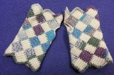 Hooking Crazy: Pixie Mittens
