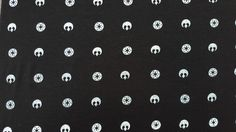 Star Wars Print Fabric Cotton Spandex Jersey Knit by the Yard 5/16 #EcoFriendly