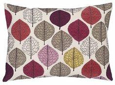 963c69ae autumn accent pillow Fall Pillows, Cute Pillows, John Lewis Fabric, Fiber  Art Quilts